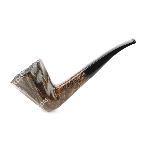 Castello Collection Great Line 1982 Bent Dublin Pipe (75)