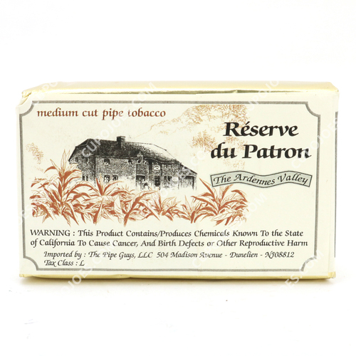 Tabac Manil Semois Reserve du Patron 3.5 Oz Brick (997201311816)