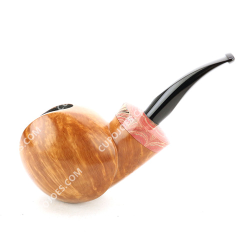 Werner Mummert Smooth Mini Blowfish Pipe