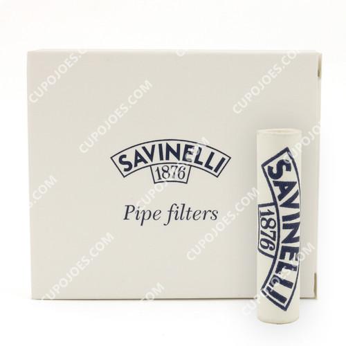 Savinelli 9mm Charcoal Filters Box of 35 (sav9mmchrc)