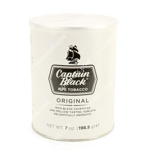 Captain Black Original (Regular), 7 Oz Can (761073427896)