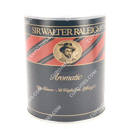 Sir Walter Raleigh Aromatic 7 Oz Can