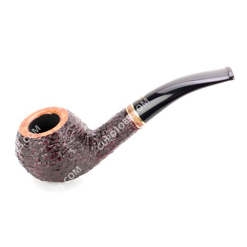 Savinelli Porto Cervo Rustic Pipe #673 (savpcr673)