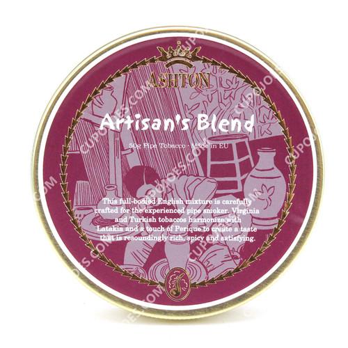 Ashton Artisan's Blend 50g Tin