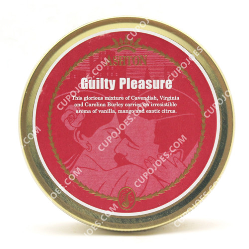 Ashton Guilty Pleasures 50g Tin