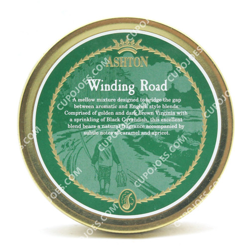 Ashton Winding Road 50g Tin