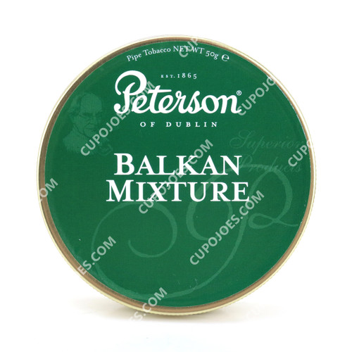 Peterson Balkan Mixture (Balkan Delight) 50g Tin