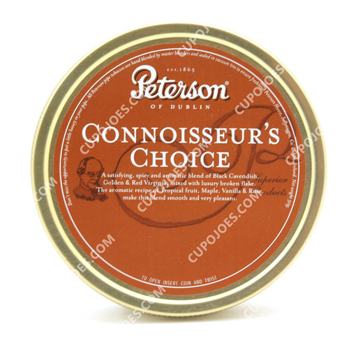 Peterson Connoisseur's Choice 50g Tin