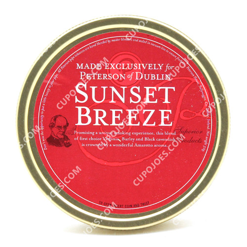 Peterson Sunset Breeze 50g Tin