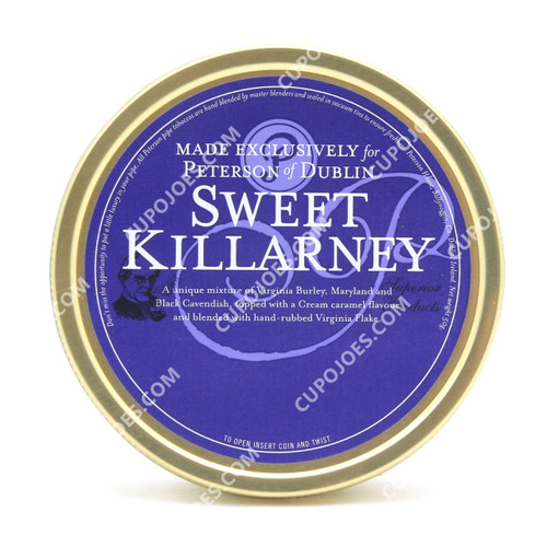 Peterson Sweet Killarney 50g Tin