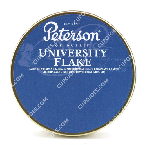 Peterson University Flake 50g Tin