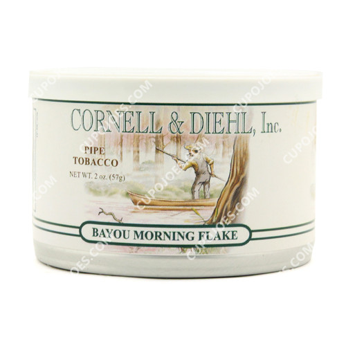 Cornell & Diehl Bayou Morning Flake 2 Oz Tin