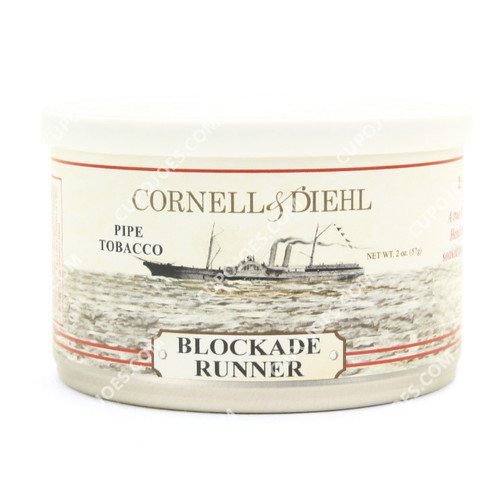 Cornell & Diehl Blockade Runner 2 Oz Tin