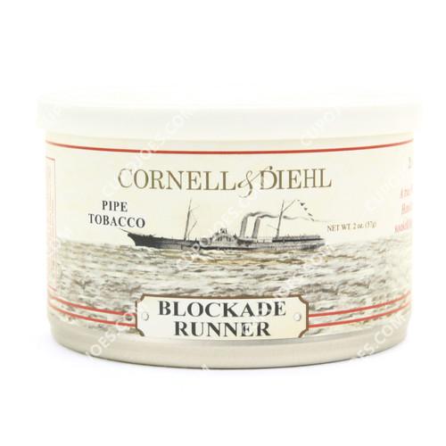 Cornell & Diehl Blockade Runner 2 Oz Tin
