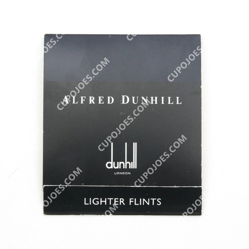 Dunhill Flints Blue 9pk For All Other Lighters