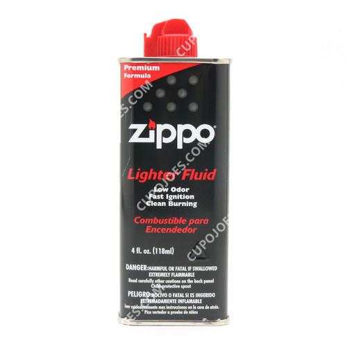 Zippo Premium Lighter Fluid 4oz.