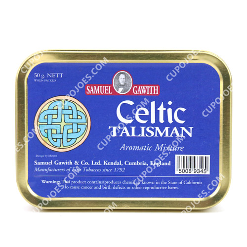 Samuel Gawith Celtic Talisman 50g Tin