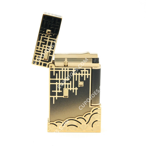 S.T. Dupont Ligne 2 Shanghai Limited Edition Lighter LIMITED EDITION - ONLY 1 IN STOCK!