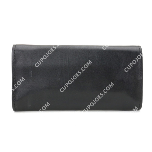 Leather Folding Rotator Pipe Tobacco Pouch # MI387