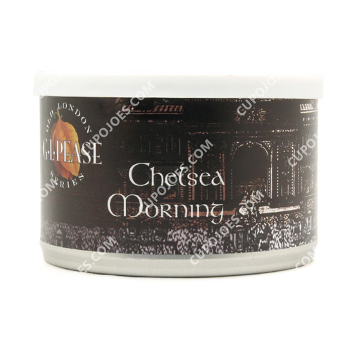 G.L. Pease Chelsea Morning 2 Oz Tin