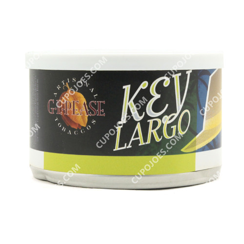 G.L. Pease Key Largo 2 Oz Tin