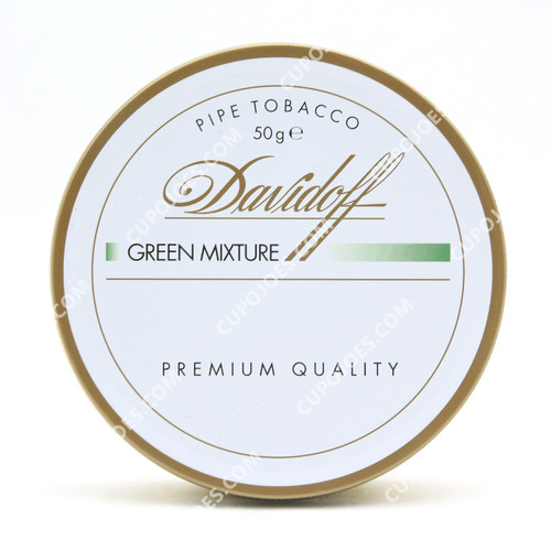 Davidoff Green Mixture 50g Tin