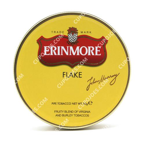 Erinmore Flake 50g Tin