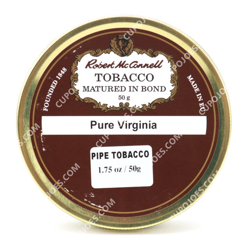 Robert McConnell Pure Virginia 50g Tin