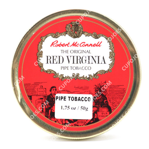 Robert McConnell Red Virginia 50g Tin