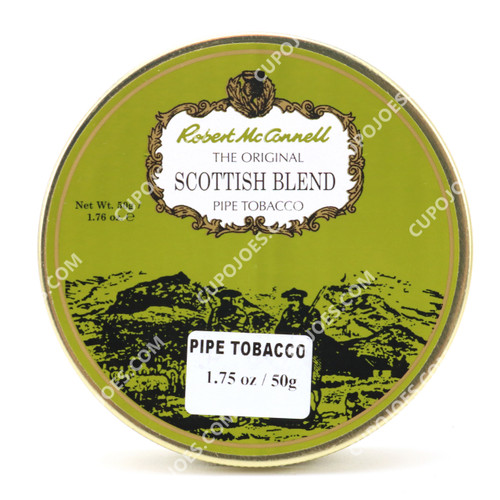 Robert McConnell Scottish Blend 50g Tin