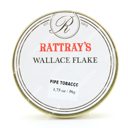 Rattray's Wallace Flake 50g Tin