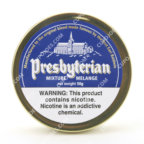 Presbyterian Mixture 50g Tin