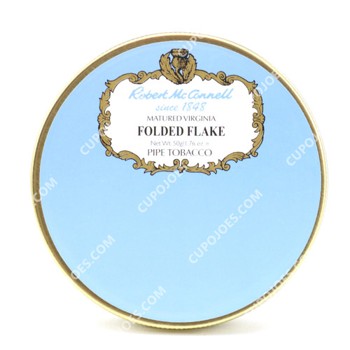 Robert McConnell Folded Flake 50g Tin