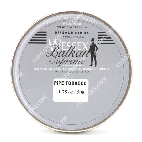Wessex Brigade Series Balkan Supreme 1.75 Oz Tin