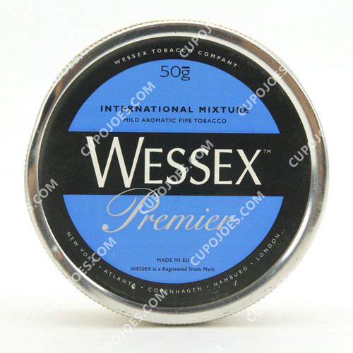 Wessex Premier Blue 1.75 Oz Tin