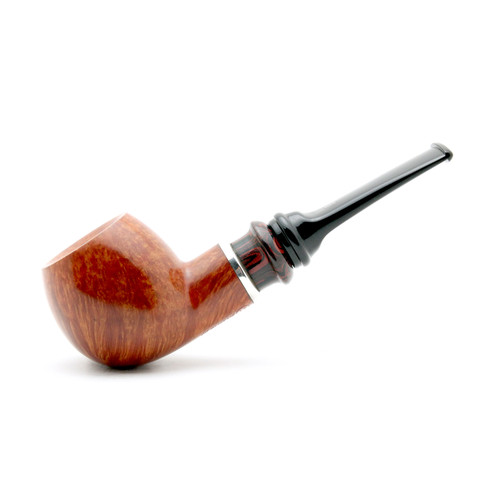 Ser Jacopo Smooth Natural Pulchera Handmade Pipe #83801