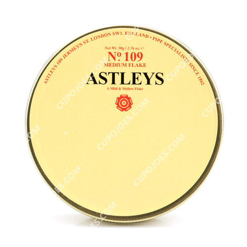 Astleys No. 109 Medium Flake 50g Tin