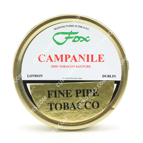 Fox Campanille Mild Oriental Blend 50g Tin