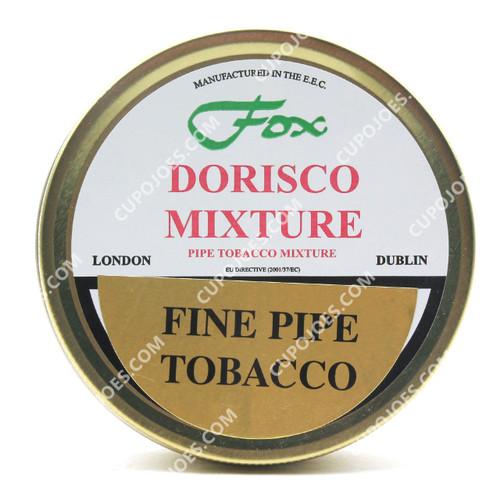 Fox Dorisco Medium Perique Mixture 50g Tin