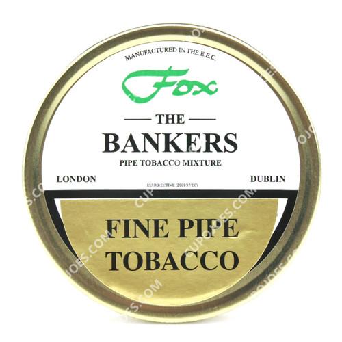 Fox The Bankers Medium Blend 50g Tin