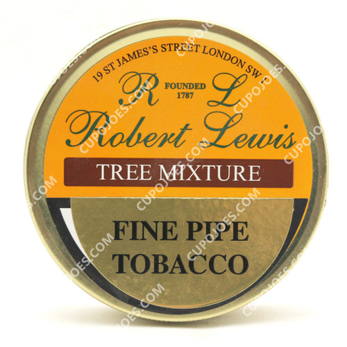 Robert Lewis Tree Mixture 50g Tin