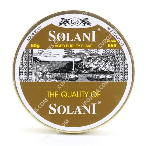Solani Blend Aged Burley Flake 50g Tin