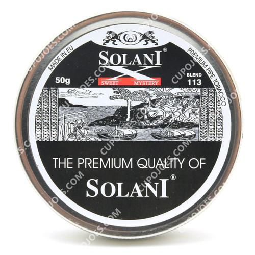 Solani Blend Sweet Mystery 113 50g Tin