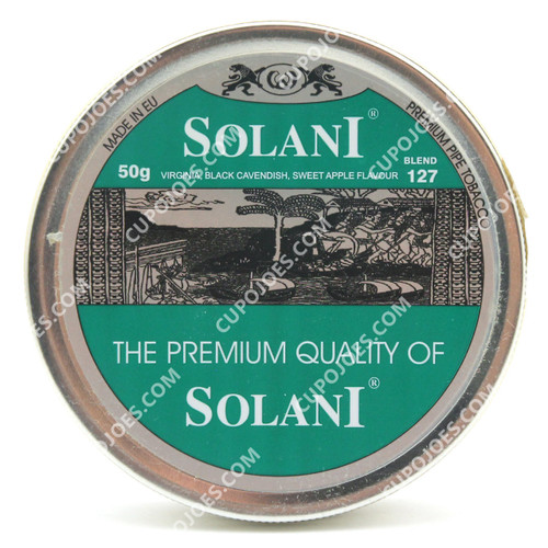 Solani Blend Green 127 Aromatic 50g Tin