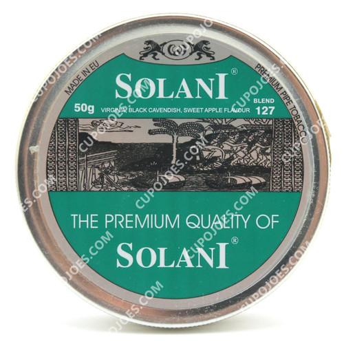 Solani Blend Green 127 Aromatic 50g Tin
