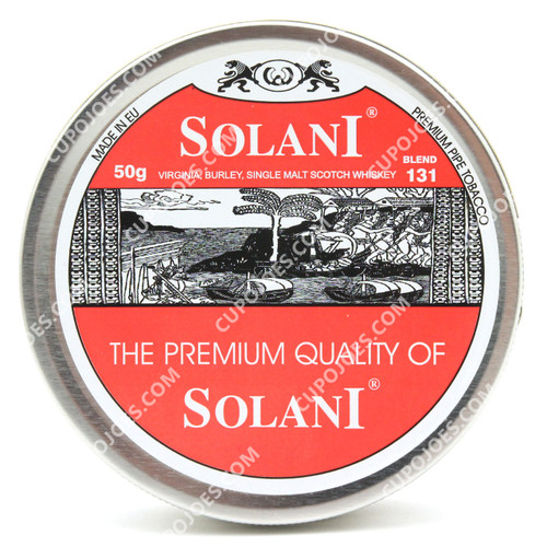 Solani Blend Red 131 Aromatic 50g Tin