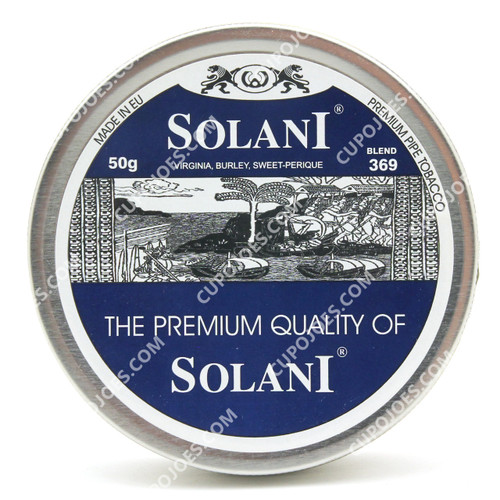 Solani Blend Blue 369 Aromatic 50g Tin