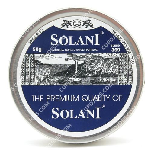 Solani Blend Blue 369 Aromatic 50g Tin