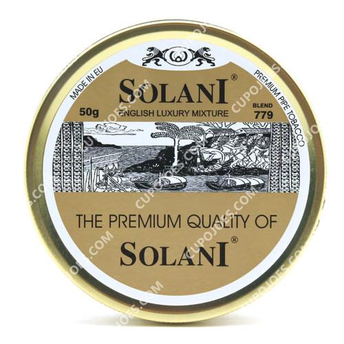 Solani Blend 779 English Luxury Mixture 50g Tin
