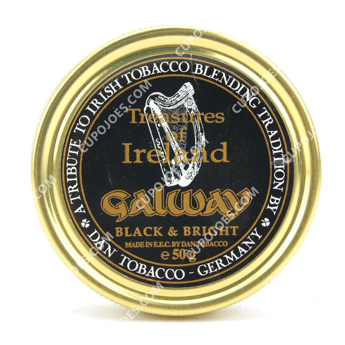 Dan Tobacco Galway Treasures of Ireland 50g Tin